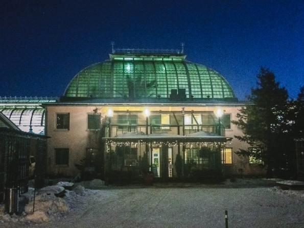 helsinki botanical garden, finland
