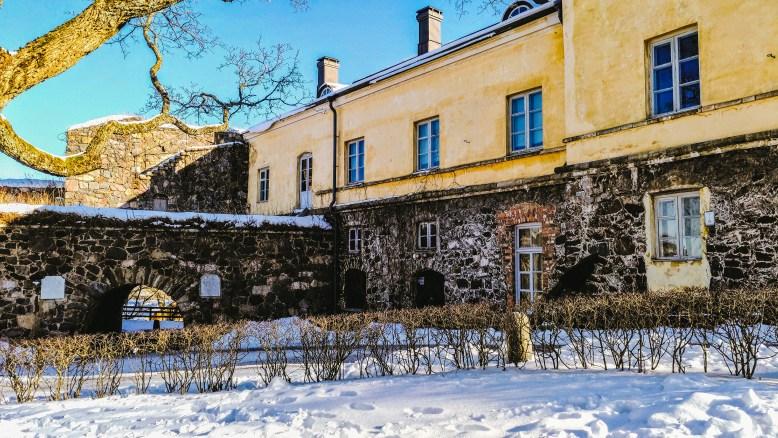 Suomenlinna Sea Fortress Helsinki, Finland