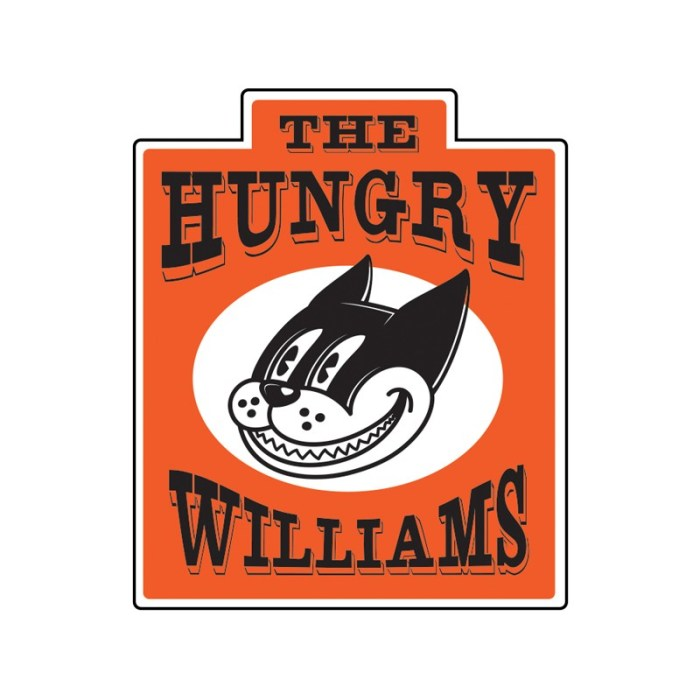 Hungry Williams Logo