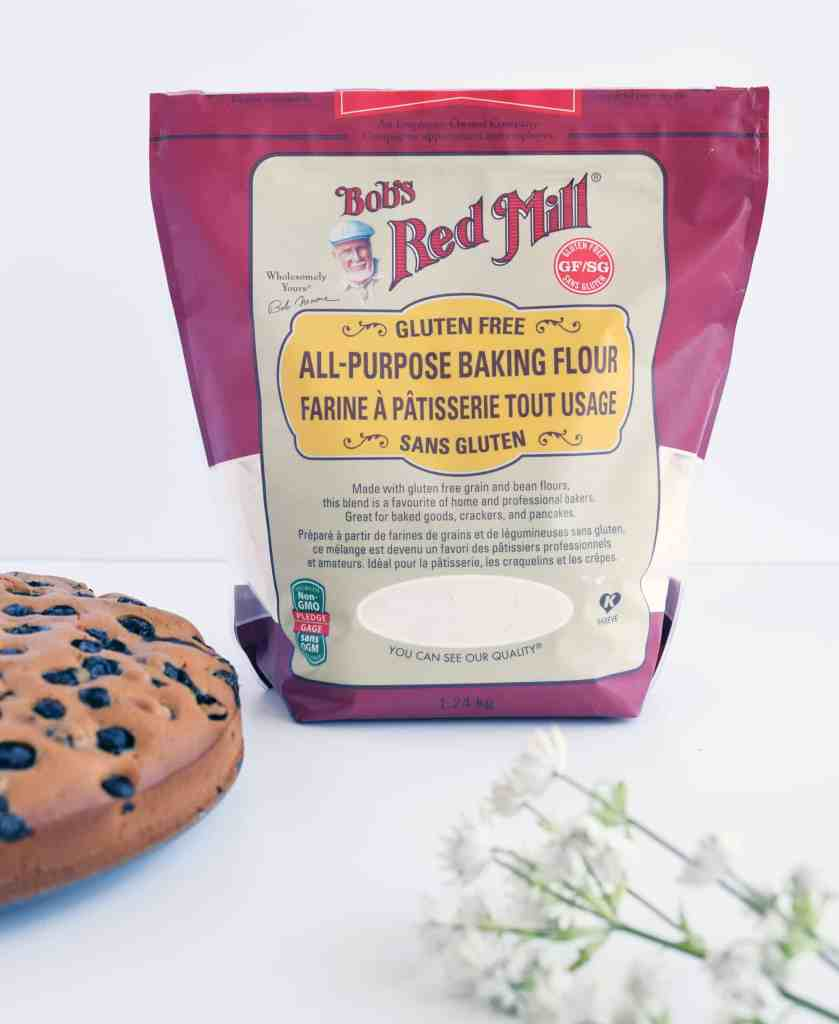 Bobs Red Mill gluten free flour mix