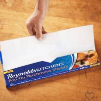 Reynolds Kitchen Pop Up Parchment Sheets - 30 sq ft