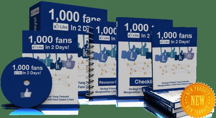 1,000 Fans In 2 days!