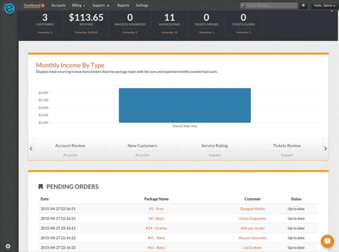Membuat Perusahaan Web Hosting Clientexec