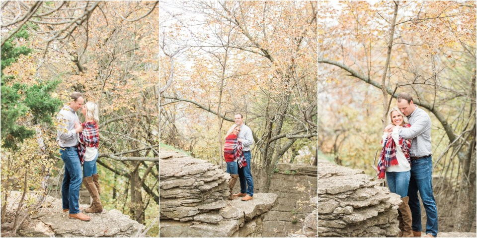 Tulsa engagement photography