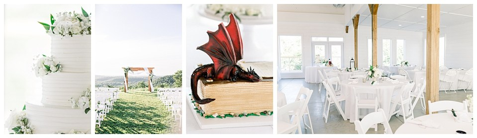 Wedding reception at The View At Hillside Barn Wedding| Countryside Wedding|  Tulsa Wedding Photographer| Andi Bravo Photography