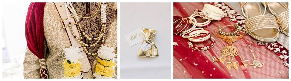 Indian Hindu wedding ceremonial details| Indian wedding jewelry| Indian Hindu wedding Tulsa| Hindu| Tulsa wedding photographer| Destination wedding photographer| Andi Bravo Photography