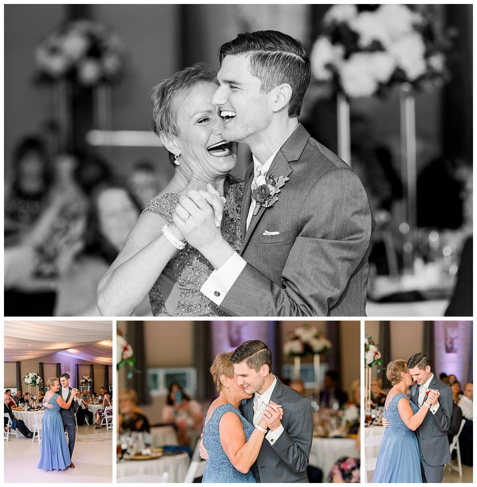 Groom and mother wedding dance| Andi Bravo Photography