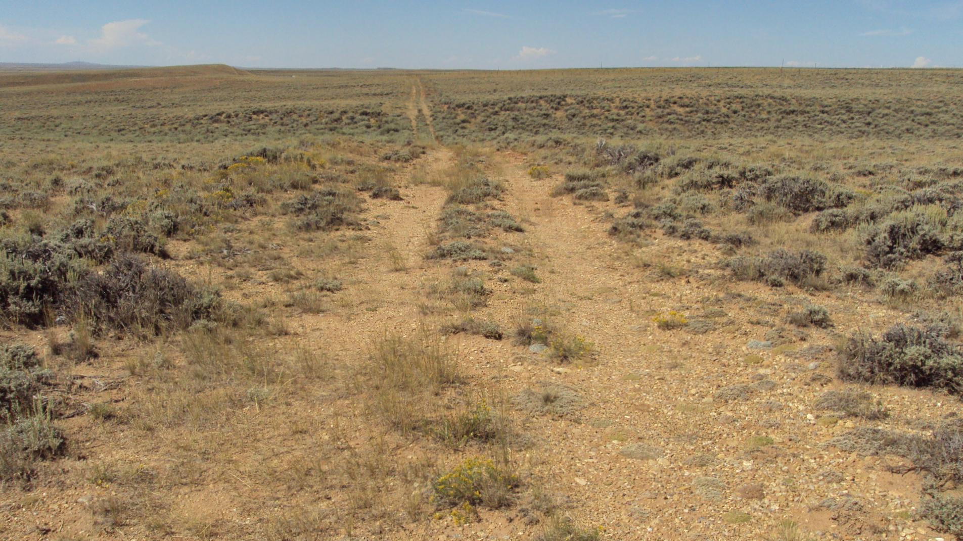 Two Views On The Oregon Trail