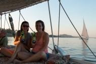 Feluccca Trip on The Nile in Aswan