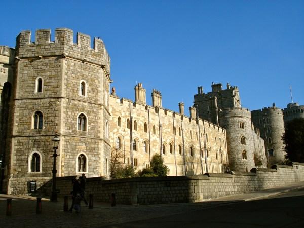 Windsor Castle And Hampton Court British Invasion Andi