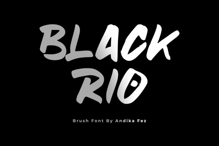 Preview image of BLACK RIO