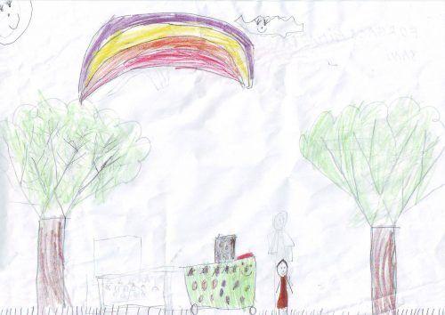 Mihaela Forgacs, 8 ani
