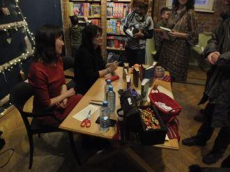 Prima lansare marca Andilandi - alături de Valentina Chelan (Gradinita Bambi Step by Step Bucuresti) și de alte mămici de năzdrăvani