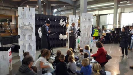"""""""Il figlio di Aram"""" la BookCity Milano 2017"""