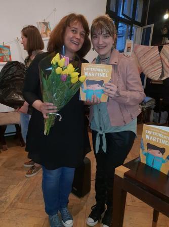 Cu Cristina Beatrice Preda