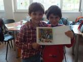 Băieții au descoperit că Pettson & Findus n-au fost creați de Minimax, ci de Sven Nordqvist. ;)