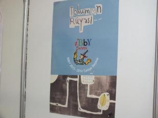 Asta e o carte nominalizată de IBBY pentru 2013-2014.