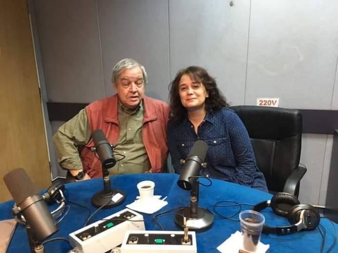 Mihai Lungeanu și Sînziana Popescu
