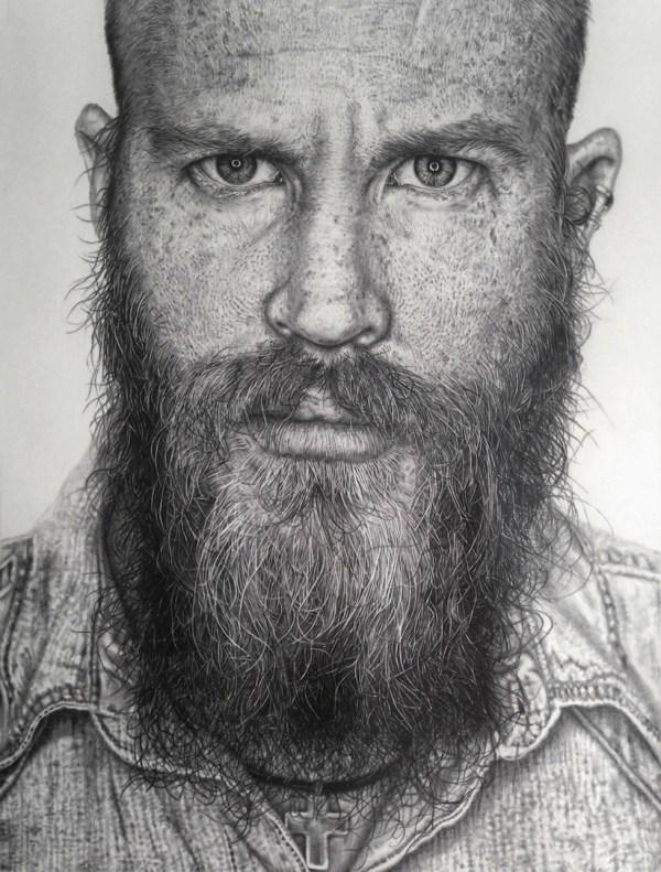 Hyper-realistic Pencil Drawings &inspire