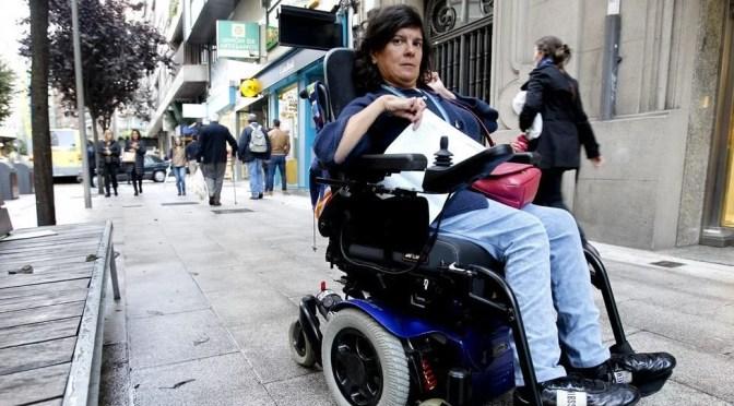 """Vueling dice """"no, al embarque"""" si vas en silla de ruedas"""