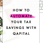 How to Automate your Tax Savings with Qapital