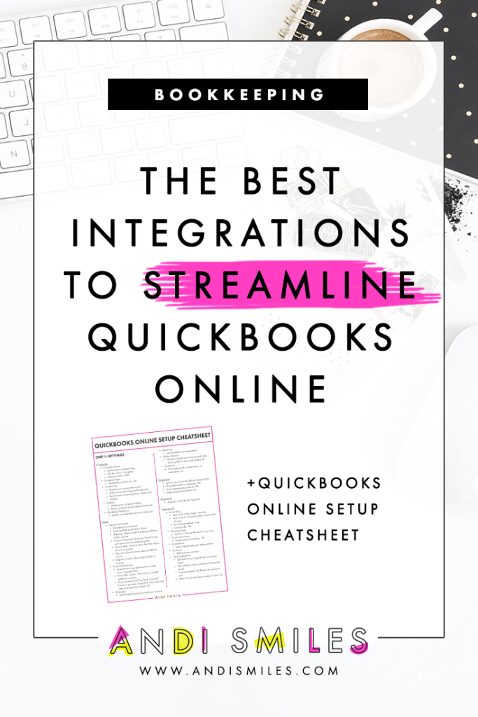 Streamline Your Small Business Bookkkeeping with QuickBooks