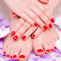 Pedicure & Manicure - Andi's Spa