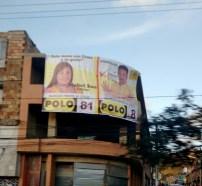 Casas: El lienzo de los políticos