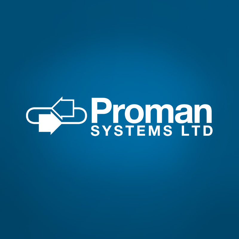 Proman Logo. Just a few ideas: By Factory, Digital Agency In Manchester