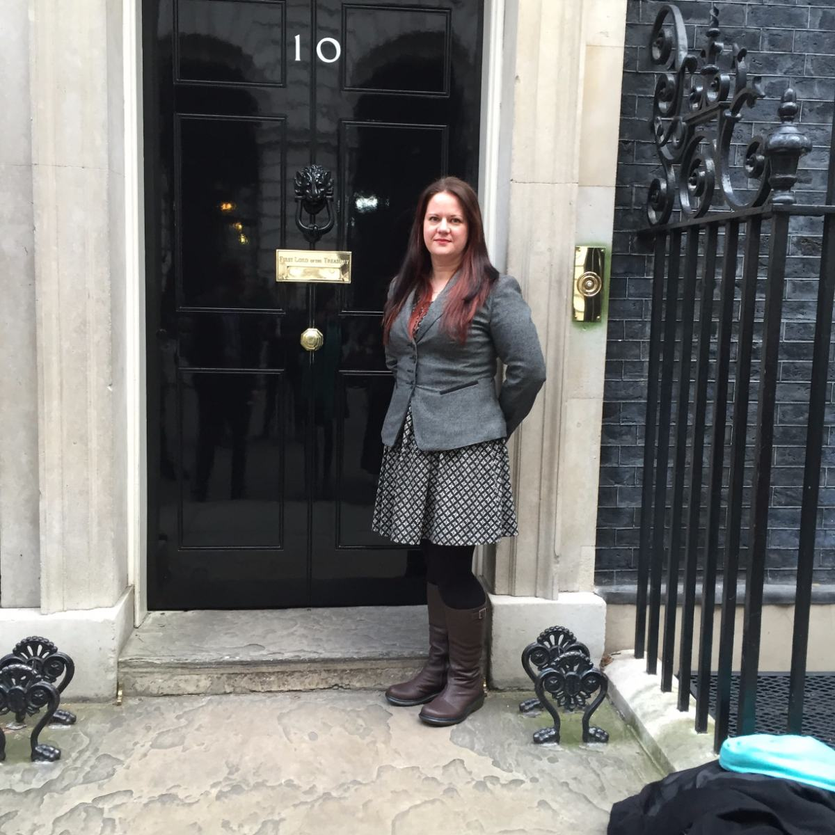 I go to Number 10 Downing Street. Get Me!: By Factory, Digital Agency In Manchester