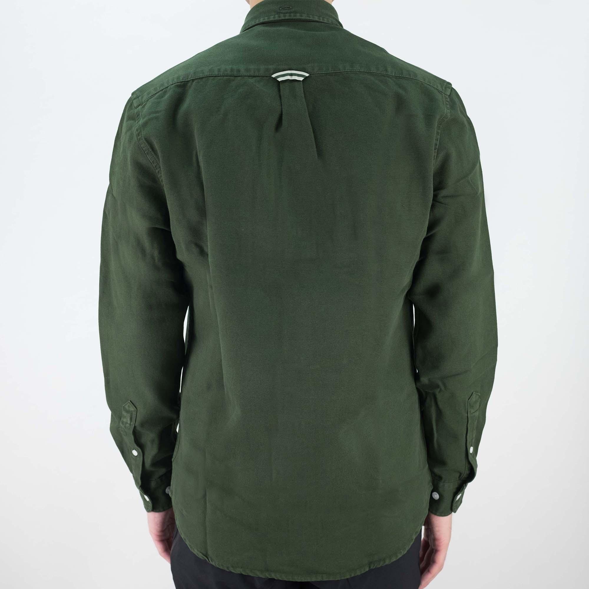 forét Bear Shirt - Dark Green