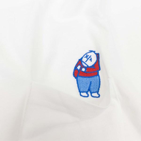 Polar Skate Co. Big Boy Pocket T Shirt - White
