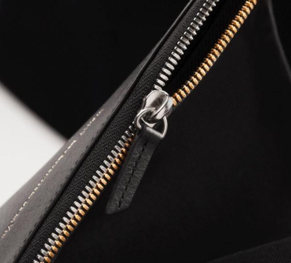 WANT les essentiels two tones zipper