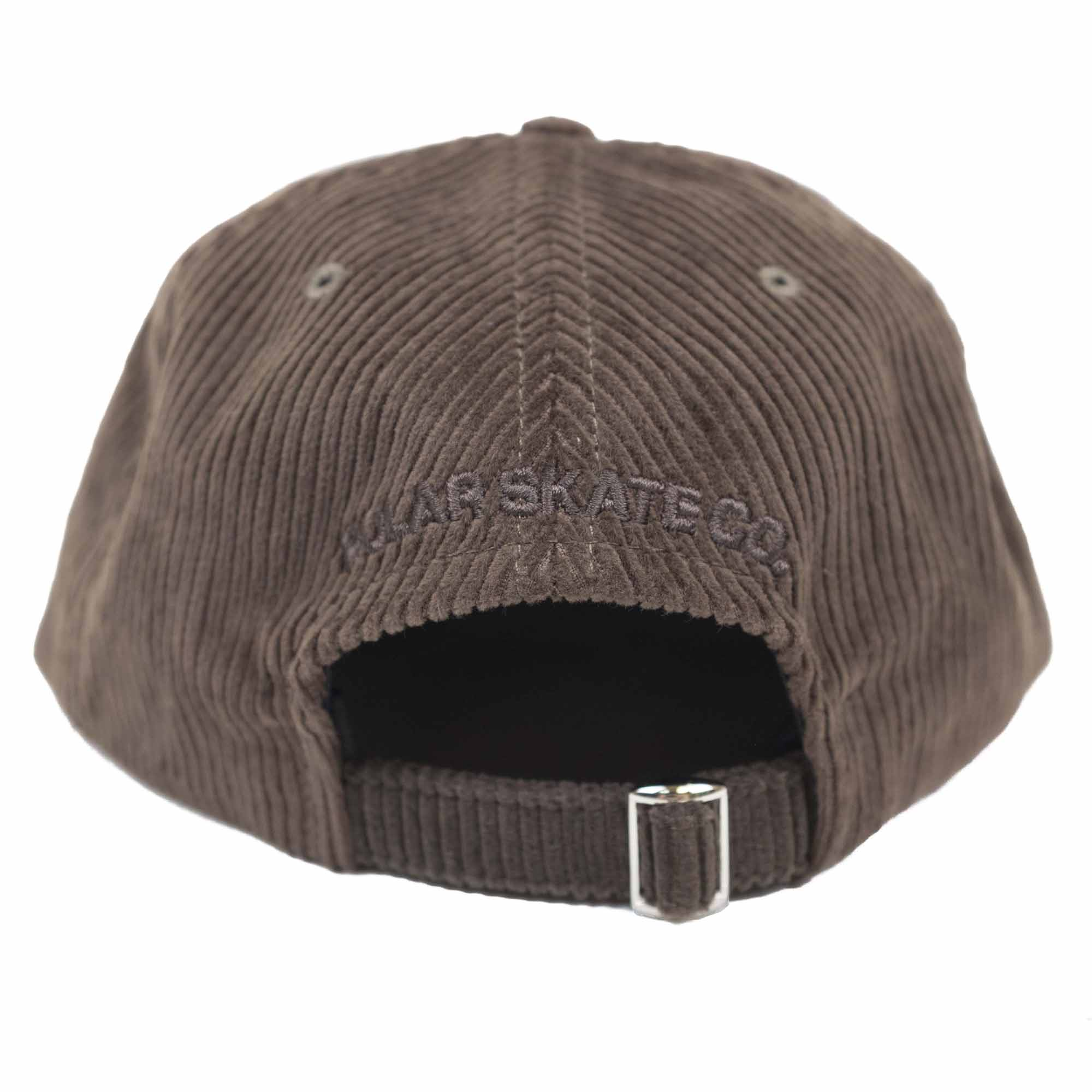973055b0c76 Polar Skate Co. Corduroy Cap - Brown