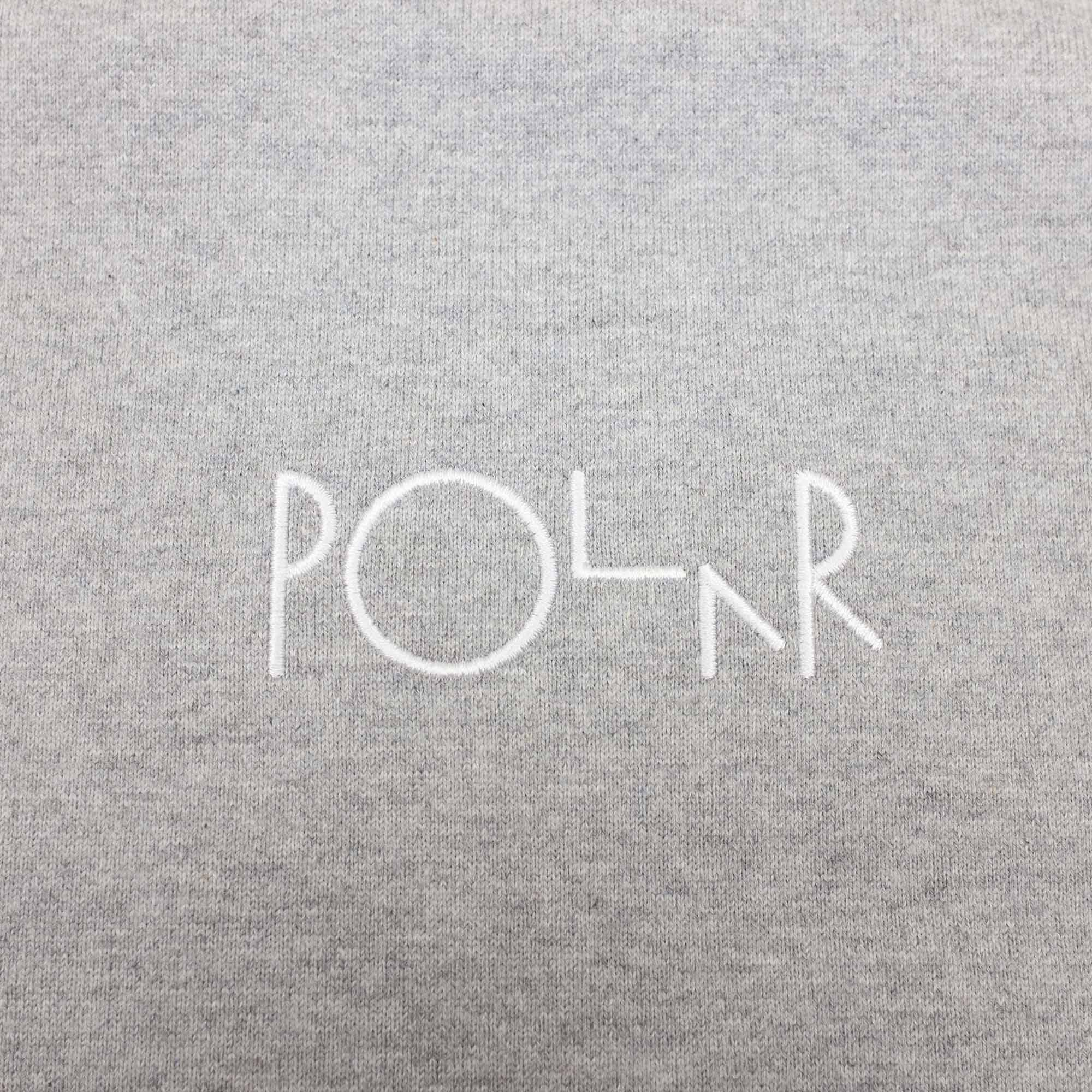 Polar Skate Co. Default T Shirt - Heather Grey