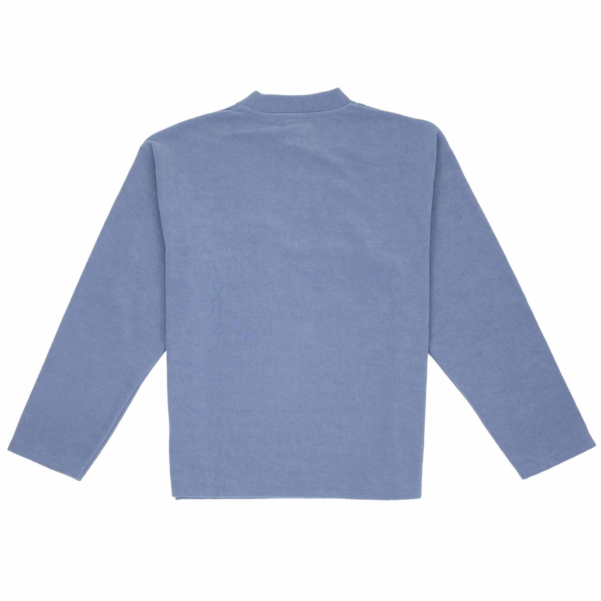Polar Skate Co. Terry Pullover - Sky Blue