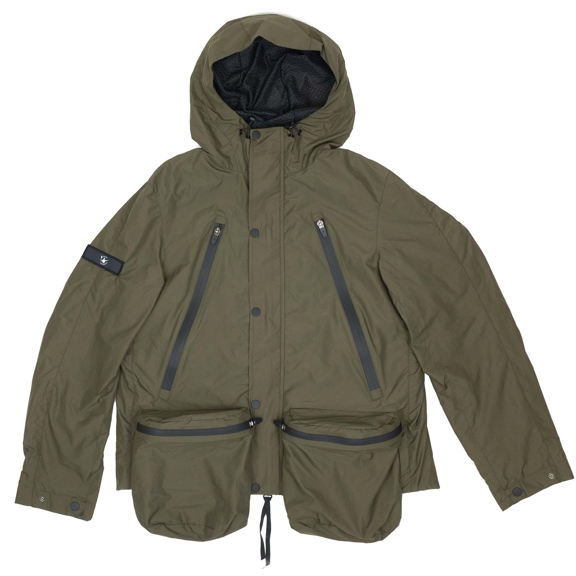 Riot Division Wrapping Parka 3 Gen - Khaki