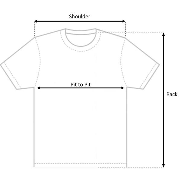 Vest size guide 3