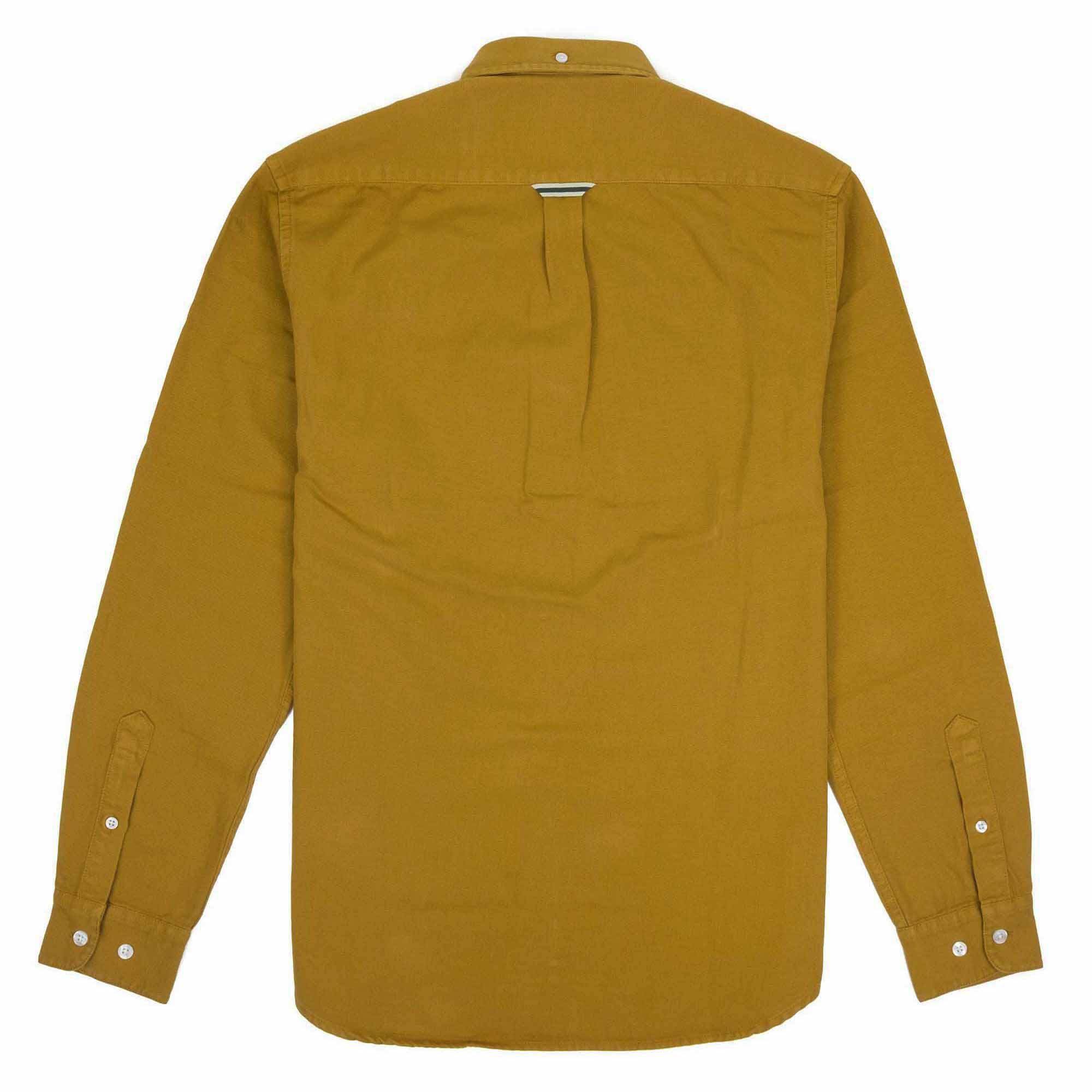 forét Bear Shirt - Ochre