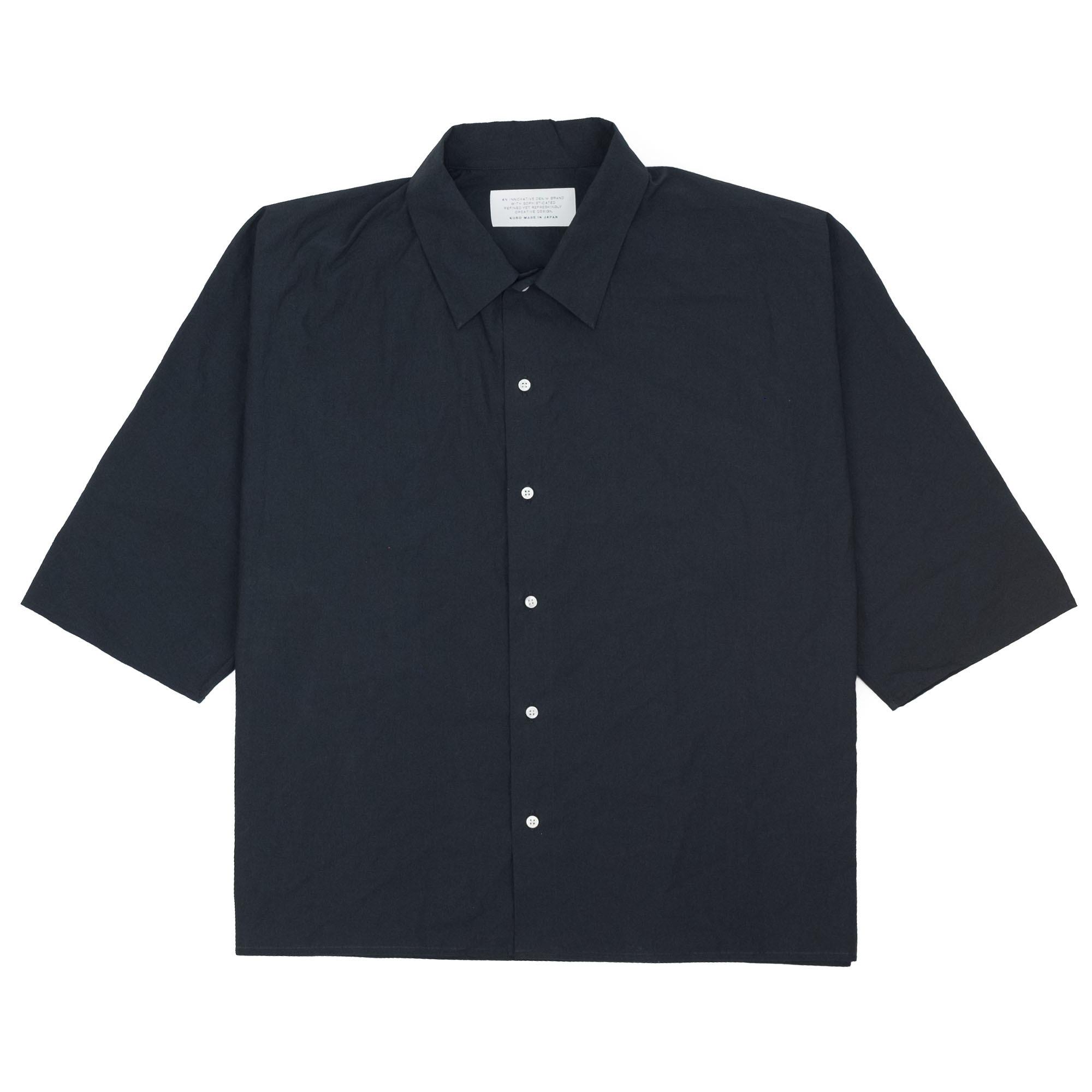 Dolman Sleeve S-S Shirt Black 1