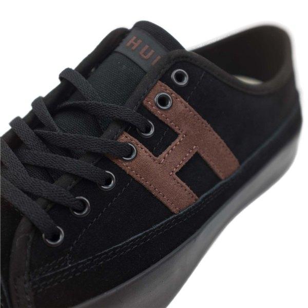 HUF Hupper 2 Lo - Black