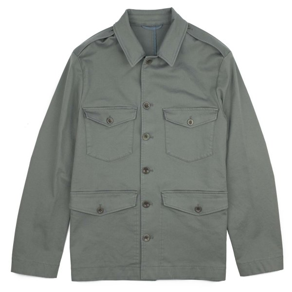 Filippa K Oliver Cotton Jacket - Platoon