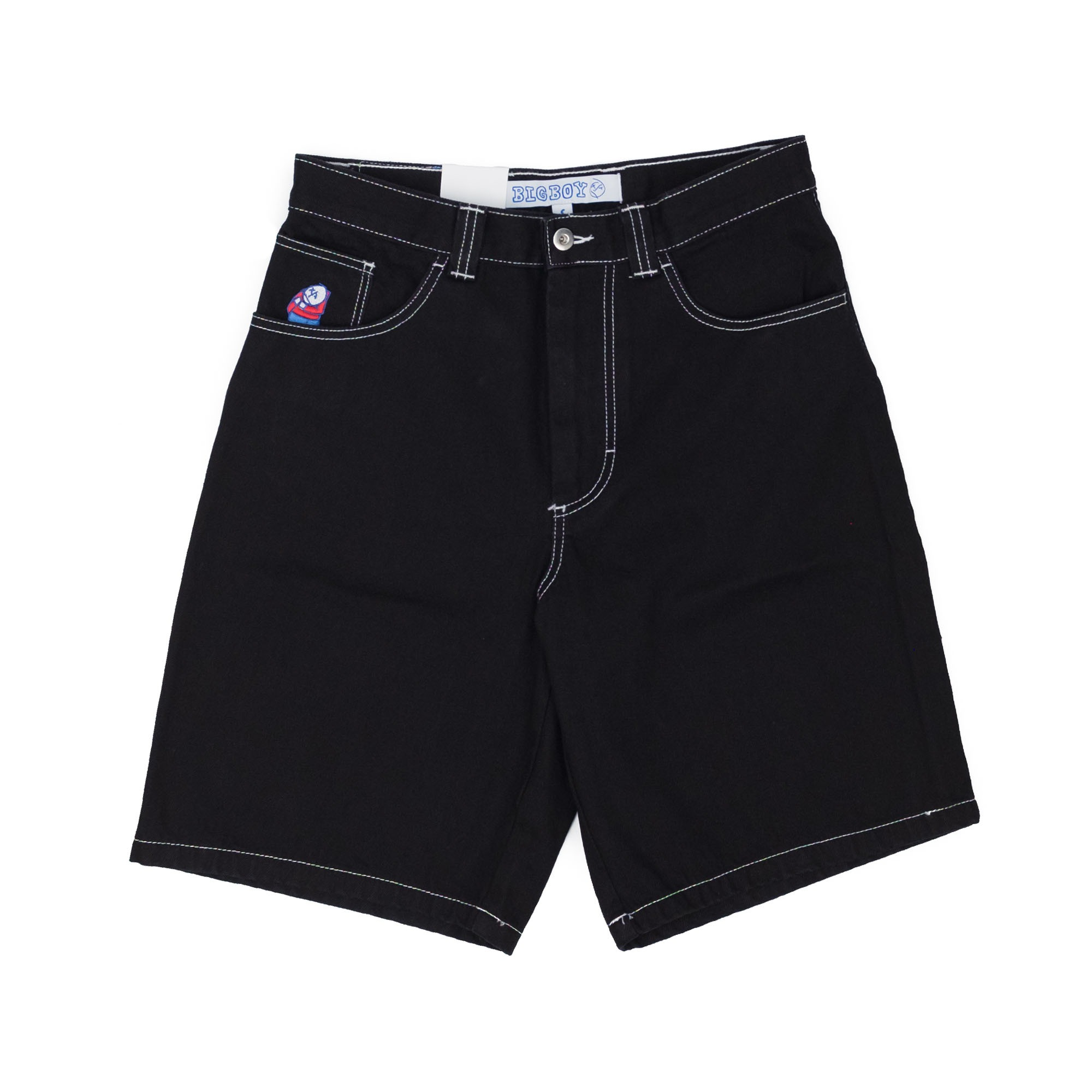 Polar Skate Co. Big Boy Shorts - Pitch Black