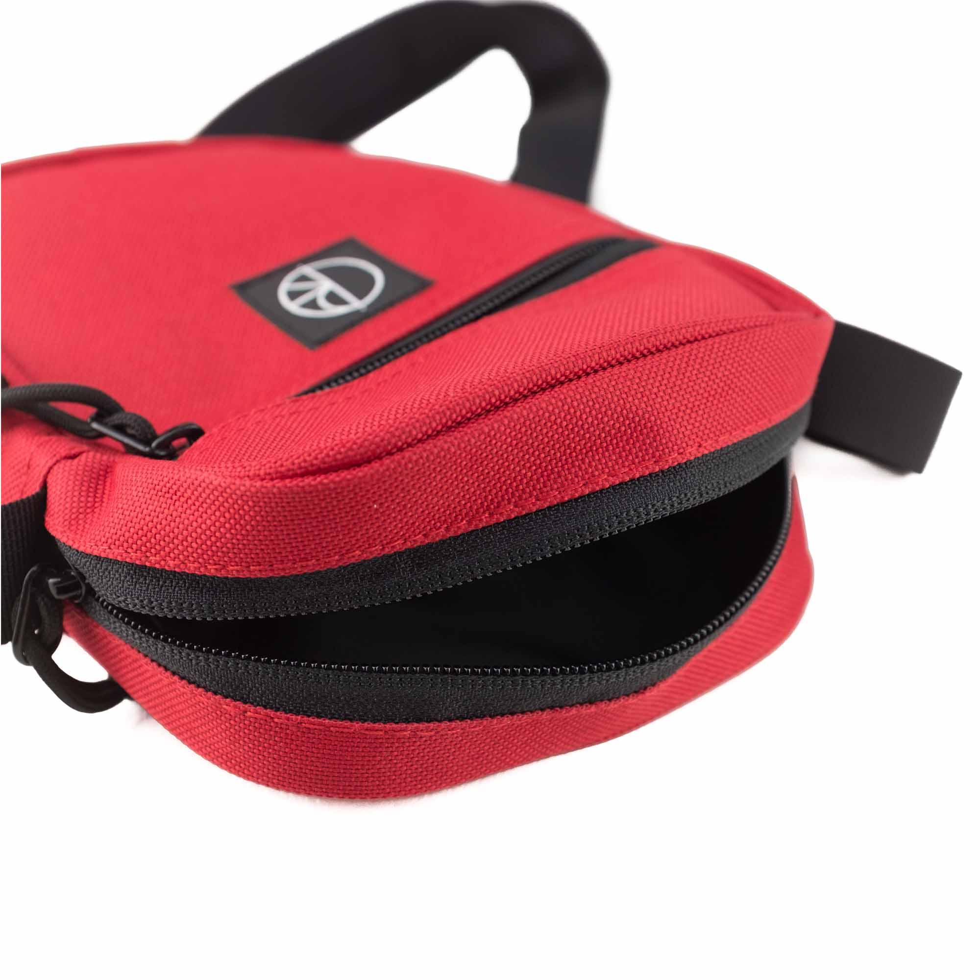 Polar Skate Co. Cordura Mini Dealer Bag - Red