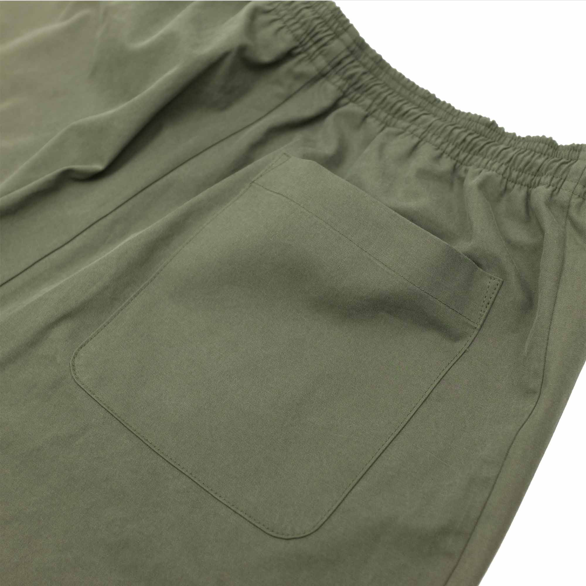 Sulfur Dyed Nidom Training Shorts Khaki 7
