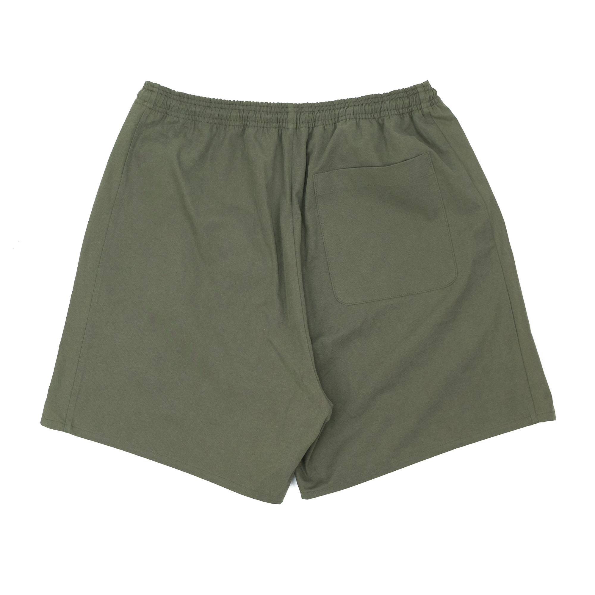 Sulfur Dyed Nidom Training Shorts Khaki 8