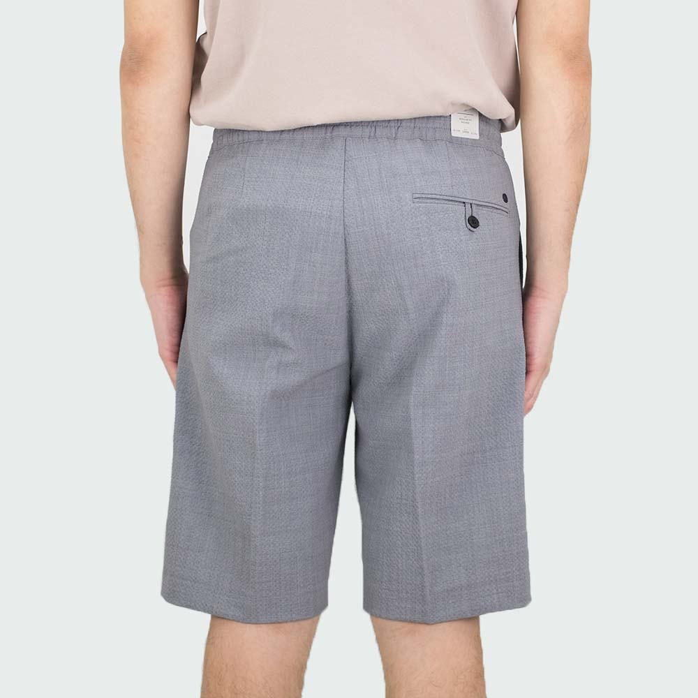 NN07 Adrian Shorts 1352 - Grey Mel.
