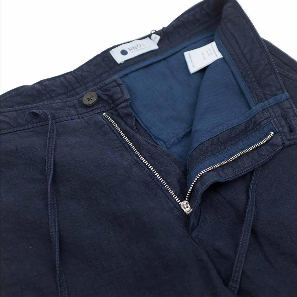 NN07 Copenhagen Shorts 1235 - Navy Blue