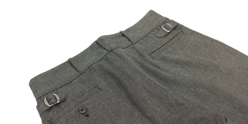 Stevenson Wool Trousers blog