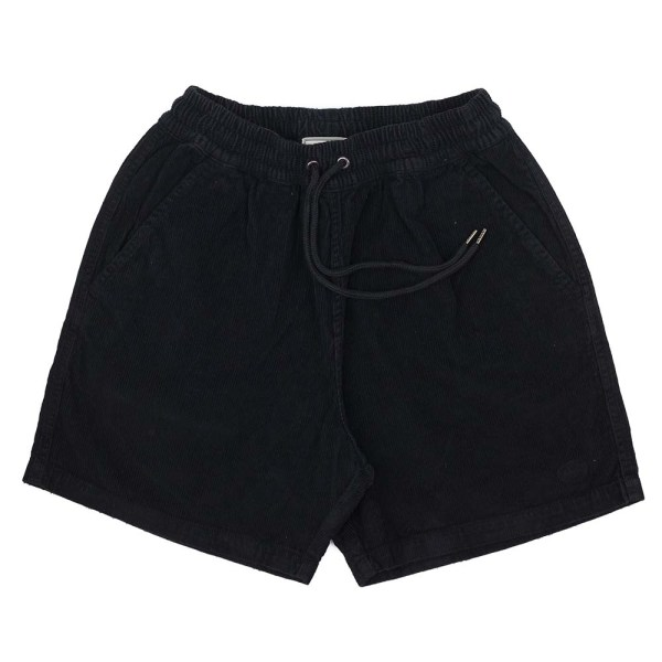 forét Rove Shorts - Black 1